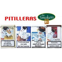 PITILLERA METAL SMOKERS CLUB